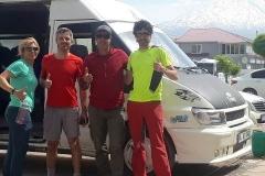 Mt.Ararat (5,137 masl), Turkey - Transport