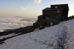 Mt.Damawand (5,610 masl), Iran - 2nd Camp (4,200 masl)