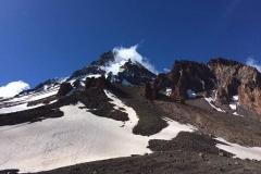 Mt.Kazbeg (5,047 masl), Georgia