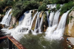 Trip to Van Lake & Akhtamar Island, Turkey - Muradiye Waterfall